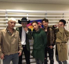 传Bigbang出演《快乐大本营》 经纪公司否认:不属实