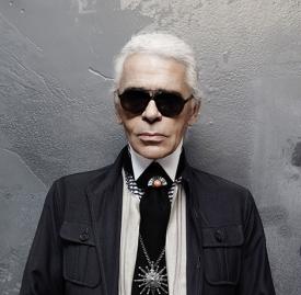 探秘老佛爷Karl Lagerfeld私人图书馆