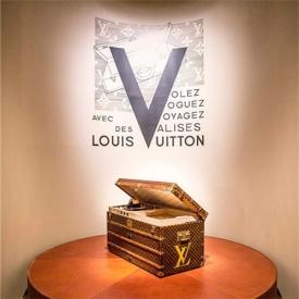 LV展巴黎举办  揭秘百年来欧洲上流社会如何旅行的