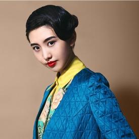 美女刘清扬:中国最美设计师