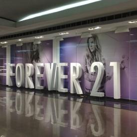 Forever 21社交软件成功推广案例