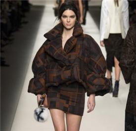 2015冬季秀场趋势:羽绒外套