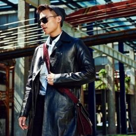 欧豪时尚写真图 自创潮流演绎专属时尚