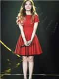 《我是歌手》第三季张靓颖服装造型 完美谢幕礼服图片大鉴赏