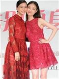 舒淇张靓颖Angelababy服装图片 跟明星学经典小红裙搭配