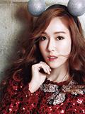 Jessica郑秀妍最新服装搭配杂志照 退团之后浴火重生