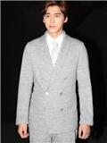 2015米兰时装周李易峰服装搭配 帅气西装亮相靠颜值迎战
