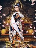 武媚娘传奇范冰冰版服装搭配 武则天古装造型引领大唐之美