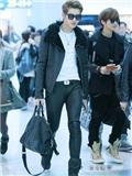 吴亦凡服装搭配帅气逼人 最爱皮衣和皮裤更显男神范