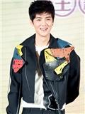 《重返20岁》主题曲发布会鹿晗亮相 短夹克外套服装搭配男神范