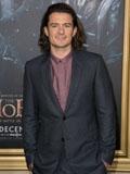 霍比特人3洛杉矶首映 奥兰多·布鲁姆着Dior Homme帅气亮相