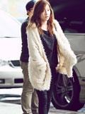 少女时代林允儿金泰妍服装搭配  机场玩转清新运动风成就最大焦点