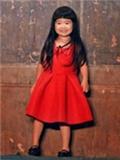 爸爸去哪儿第二季萌娃服装 姐姐Grace最爱Mimisol裙子