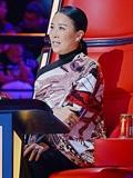 中国好声音第三季那英服装 14万纪梵希打造元老强大气场