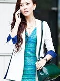 深圳合租记里胡丽莉的服装 热辣白领时装Show