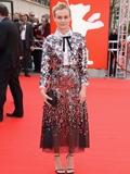 黛安·克鲁格穿香奈儿连衣裙出席柏林电影节