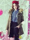 女明星最新潮流服装搭配 玩转冬季时尚