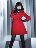 韩国女明星尹恩惠秀时尚冬装写真