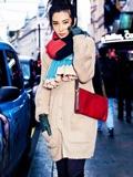 李冰冰优雅诠释冬季时尚服装搭配