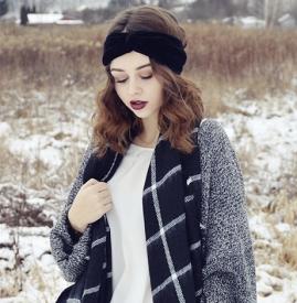 小个子女生冬季穿衣搭配图片,小个子女生冬季穿衣搭配技巧