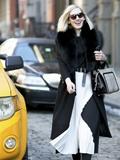 半裙搭配图片,冬季半裙搭配