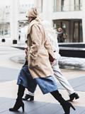 阔腿裤冬天怎么穿,阔腿裤冬天怎么搭配,阔腿裤怎么搭配好看