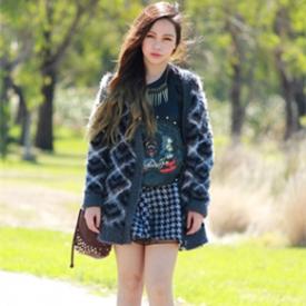 矮个子女生冬季穿衣搭配一米五,矮个子女生冬季穿衣搭配图片,一米五的女生冬装搭配