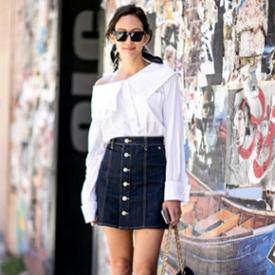 白衬衫怎么搭配女,白衬衫如何搭配,女生白衬衣怎么穿