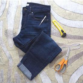 破洞牛仔裤怎样制作,破洞牛仔裤怎么制作,怎么制作破洞牛仔裤