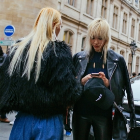 巴黎高订时装周街拍,巴黎高订时装周图片,巴黎高订时装周2016