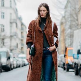 柏林时装周街拍精选 感受德式简约的别样风情
