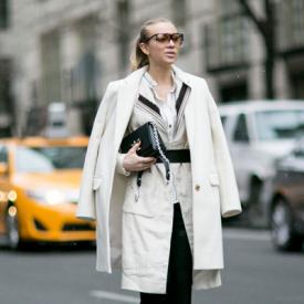 2016纽约秋冬时装周时尚起航 场外型人火力全开