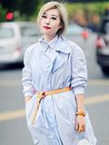 2015时尚街拍 对话推手Candy Li