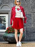 时尚街拍2015秋图片,秋季时尚街拍图片,2015秋季时