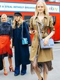 伦敦时装周2016春夏,伦敦时装周2016图片,伦敦时装周2016街拍
