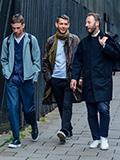 2015米兰男装周最新街拍,欧美街拍图片,欧美明星夏季最新街拍