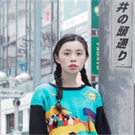 2015日本原宿少女街拍 独具气质可爱而不失个性