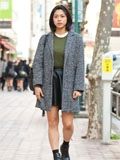 日本女孩涩谷街拍 无惧严寒秀美腿