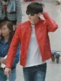 韩星最佳CP党李钟硕金宇彬 有爱双男神街拍