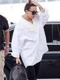 BigBang权志龙G-Dragon机场街拍照 看欧巴玩转睡衣Style(图)