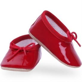 可爱爆灯! BB版Repetto平底鞋
