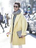 时尚女士手拿包搭配 焦点女王速成记