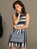 Miss A裴秀智2015春款包包搭配 学女神瞬间点亮整体搭配