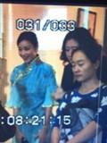 黄晓明angelababy婚礼在即 伴娘倪妮中式礼服现身