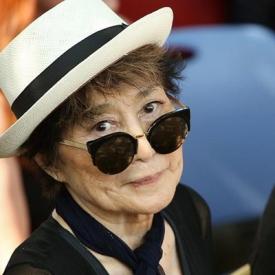 小野洋子中风住院失去意识 住进约翰列侬同家医院