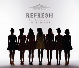CLC重组7人回归 将发迷你专辑《REFRESH》