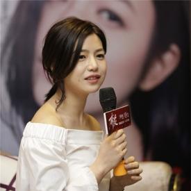 陈妍希称爱情美妙 表白陈晓喜欢创造惊喜为爱保鲜