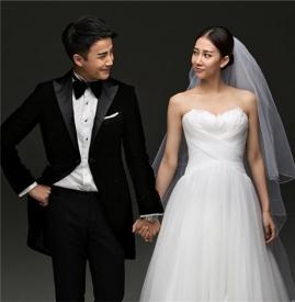 李茂弦子唯美浪漫婚纱照曝光 大婚在即获祝福