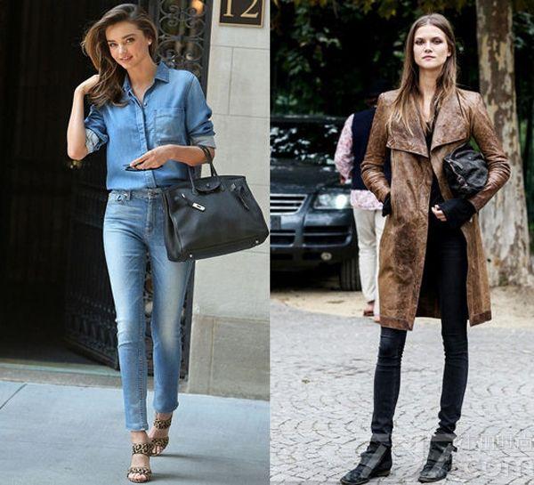 人人都爱牛仔裤,且人人都穿牛仔裤,但是你知道牛仔裤怎么搭配上衣最时尚吗?特别是在春季,简约、清新、减龄的搭配是王道,想要演绎出这样完美的搭配,那就赶紧看看下面为大家带来的女装牛仔裤搭配秀,学习如何穿出清纯无敌又活力十足的气质。