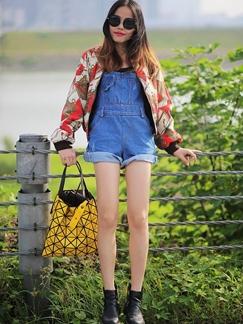 2014春季潮流时尚女装搭配 矮个子女生必看